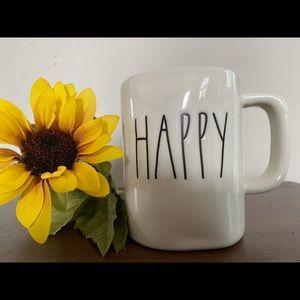 🥰Rae Dunn Happy Mug❤️❤️